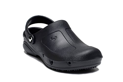 Suecos® Thor, Damen Clogs & Pantoletten, Schwarz (Black), Größe: 42 EU