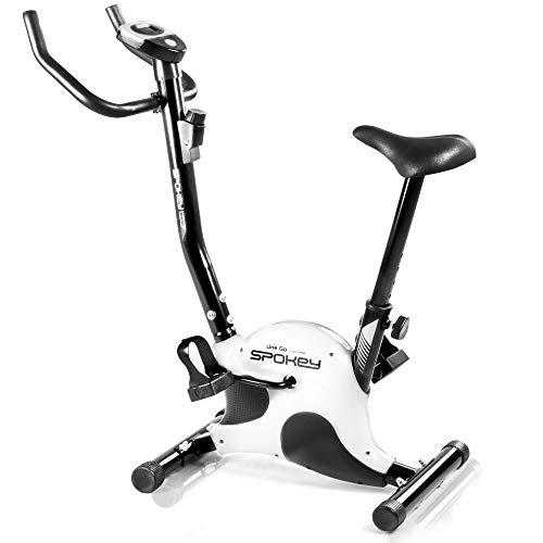 Spokey Onego - Bicicleta estática (90 x 40 x 100 cm, Peso m