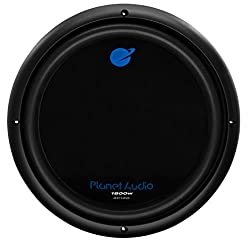 Planet Audio AC12D Car Subwoofer - 1800 Watts Maximum Power, 12 Inch
