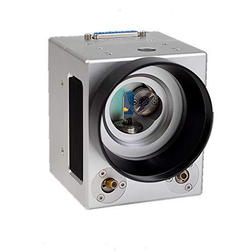 1064nm laser à fibre de balayage scanner Galvanomètre de la tête SG7210R entrée Galvo avec bloc d'alimentation