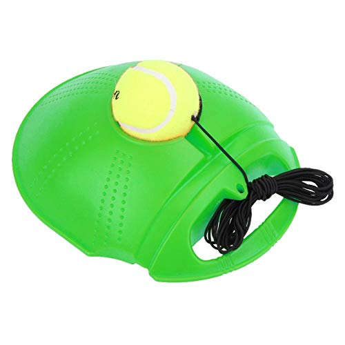 Find Bargain Tennis Trainer, Tennis Training Tool Exercise Ball Sport Self-Study Rebound Ball Traine...