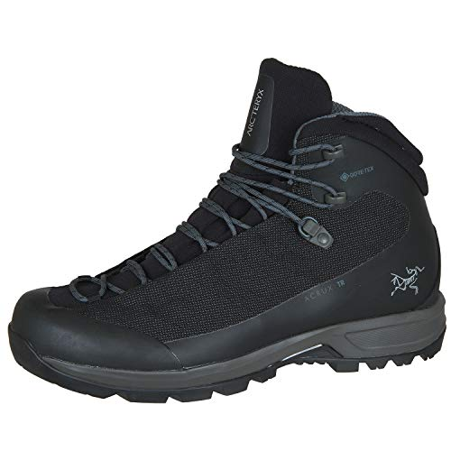 Arc'teryx Acrux TR GTX Boot Men's | Gore-Tex Trekking Boot | Black/Neptune, 8.5