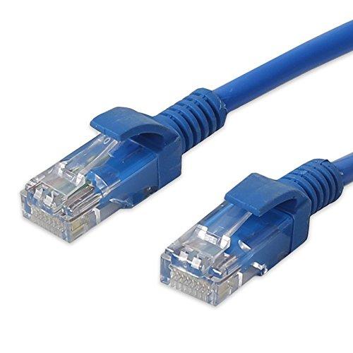 Blue 25FT CAT5 CAT5e RJ45 Patch ETHERNET Network Cable 25