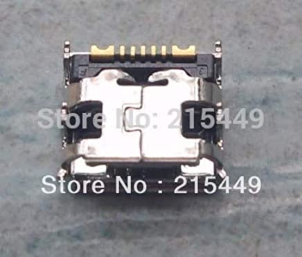 Gimax 100pcs//lot original new micro 7pin USB connector for samsung I9103 S5570 GB70 S239 I559 W999 I9250 S3850 S6102 GB70 S5360 E329
