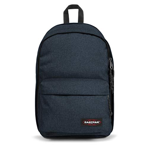 Eastpak Back To Work Mochila, 43 cm, 27 L, Azul (Triple Denim)