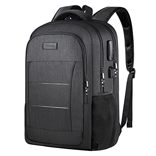 Travel Laptop Backpack, 50L Extra Large Bag Water Resistant Anti-Theft Rucksack with USB Charging...