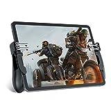 ALOK H11B PUBG - Mando de juegos móvil para iPad y tablets (6 dedos, para PUBG/Fornite/Knives Out/Call of Duty)