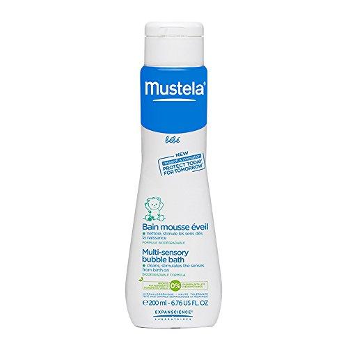 Mustela Multi-Sensory Bubble Bath 6.76 FL oz (200 ML)