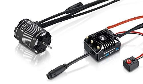 HobbyWing Xerun Axe540 FOC Combo V1.1 für Rock Crawler 2300kV