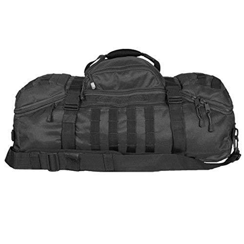 Fox Outdoor Products 3-in-1 Recon Gear Bag, Black