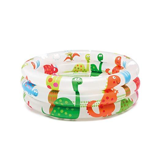 Aufblasbarer Pool Für Kinder,aufblasbares Schwimmbecken Rundes Planschbecken, Aufblasbarer Sandpool Für Kinder-wannenballpool Baby Schwimmbad, Geschenke Für Kinder-61×22cm
