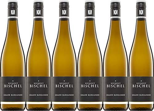 Bischel Grauer Burgunder 2019 Trocken (6 x 0.75 l)