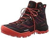 Mammut Bota DUCAN High GTX Botas Montañismo, Alpinismo y Trekking Hombre, Multicolor (Black/Dark Zion), 44