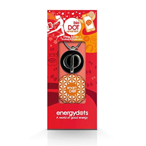 Energydots BTG bioTAG Plus smartDOT, persönlicher Energieschutz und -verstärker, wirksamer EMF-Schutz für Handys, drahtlose Geräte, PCs, grau