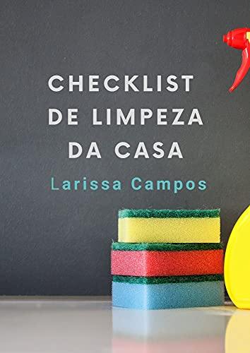 Checklist de Limpeza da Casa