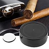 Clasken Umidificatore costante per sigari Lightweight, umidificatore per sigari Piccolo, Universale per tabaccherie Amanti dei sigari privati