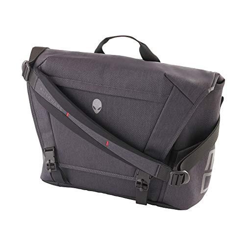 Alienware Area-51m Gaming Laptop Messenger Bag, 17.3-Inch, Gray/Black (AWA51MB17)