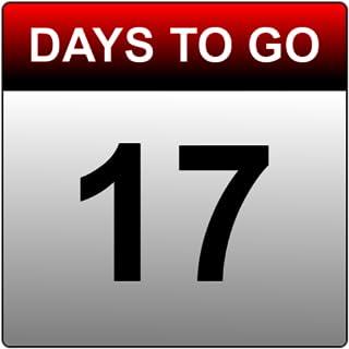 Days To Go - Countdown Widget