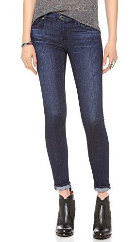 AG Adriano Goldschmidt Women's Legging Ankle Jean, Coal Grey, 27