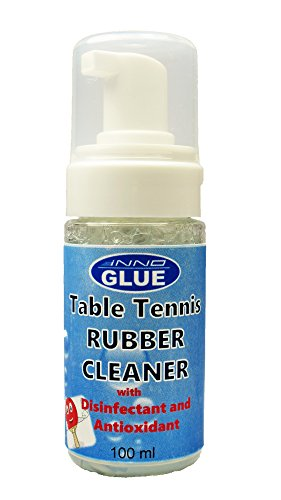 iNNOGLUE Table Tennis Rubber Cleaner, 100ml