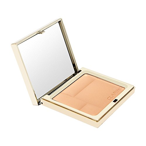 Clarins - Ever Matte Nº 02 - Polvos mineral compacto - 10 g