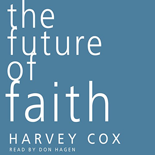 The Future of Faith audiobook cover art