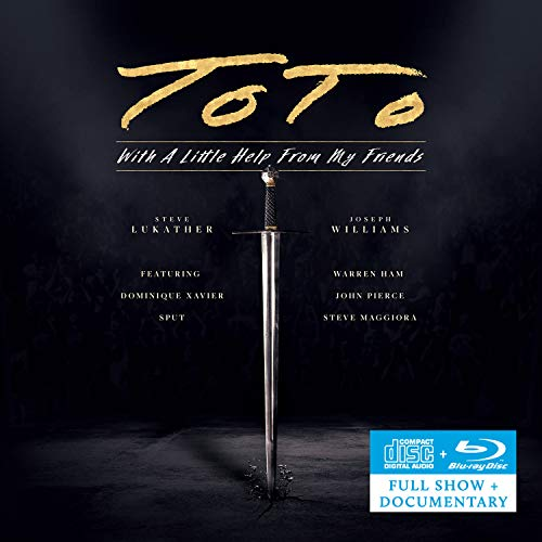 With a Little Help from My Friends (CD+Bluray)