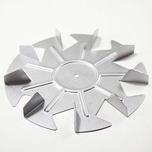 Lg 5900W1N001B Range Convection Fan Blade Genuine Original Equipment Manufacturer (OEM) Part