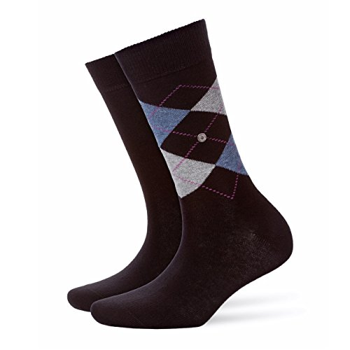 Burlington Everyday Mix 2-Pack Damen Socken black (3000) 36-41 One size fits all (Gr. 36-41)