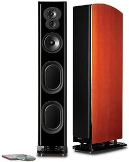 Polk Audio LSiM 705 Superior Floorstanding Tower Speaker | Dynamic Balance & PowerPort Technology | Bi-Wire & Bi-Amp | Sin...