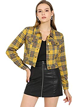 Best yellow plaid jacket Reviews