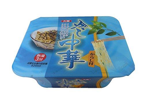 大黒食品 冷し中華 醤油だれ 126g 1ケース(12食入)