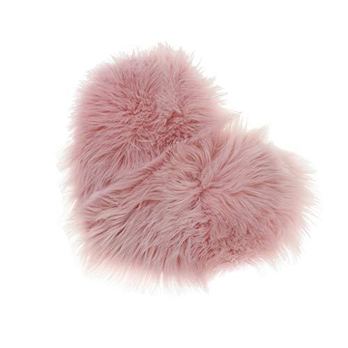 alfombra en forma de corazon fabricante B Blesiya