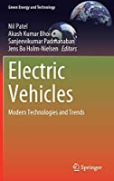 Electric Vehicles: Modern Technologies and Trends (Green Energy and Technology)