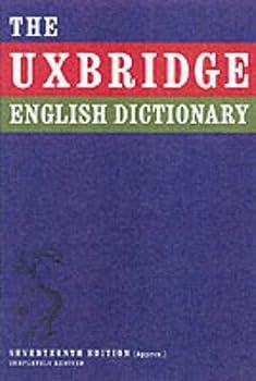 Uxbridge English Dictionary