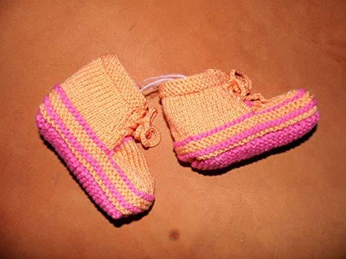 Turnschuhe, Sneakers von Hand gestrickt