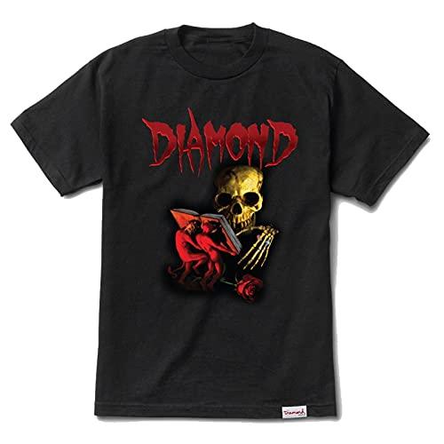 Diamond Supply Co. Men's Price Short Sleeve T Shirt Black M