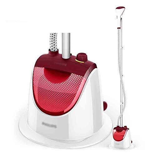 Buy Discount NingNing Hanging Ironing Machine, Household Single Pole 1500W Ironing Machine steam Han...