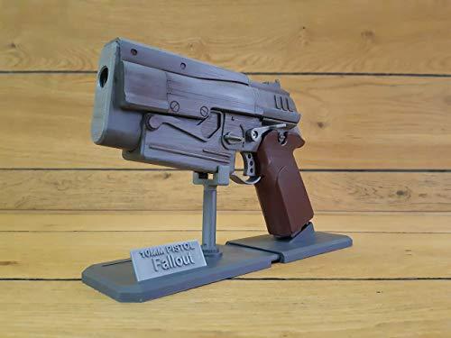 Fallout 4 10mm Blaster mit entfernbaren Modifikationen - Fallout 4 - Cosplay - 3D...