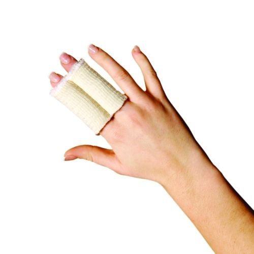 Bedford Double Finger Splint PIP & DIP Support - Large by Health and Care
