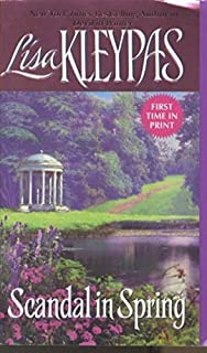 Scandal in Spring: The Wallflowers, Book 4