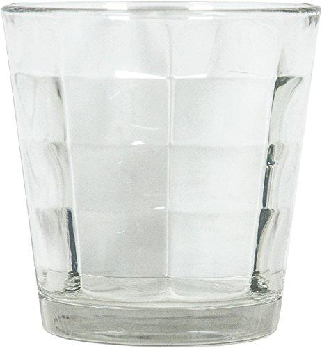 Cube Lot de 6 verres à eau 24 cl