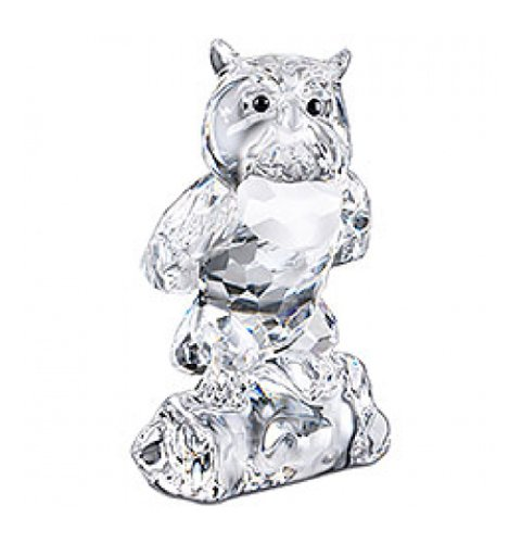 Swarovski Kristallfigur Disney`s Freund Eule 3.8 x 6.1cm 943953