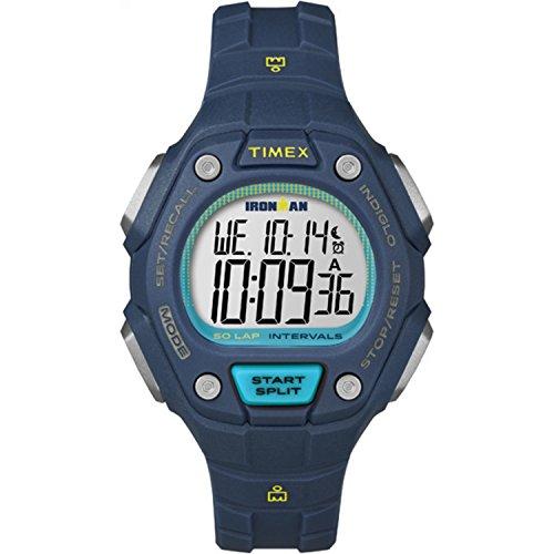 Timex Ironman de la Mujer Classic 30Lap Temporizador de intervalos de | Azul Reloj Deportivo tw5K93600