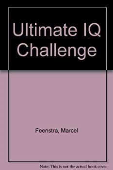 Paperback The Ultimate IQ Challenge Book