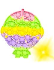Fidget Toys- Jouets Anti-Stress pour la Concentration et Le Calme - Ensemble De Jouets Et faveur De Fête Pop Bubble Fidget Sensory Toy
