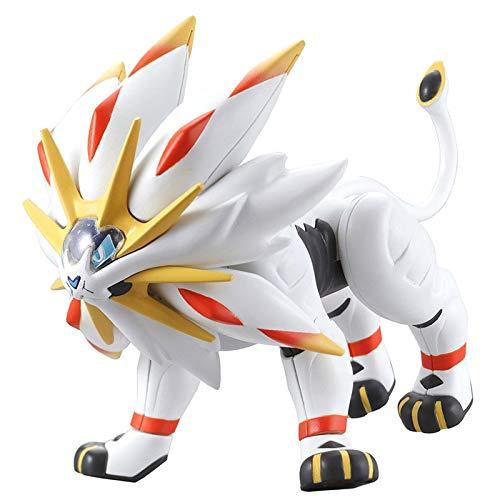 Klycbds Bandai Pokemon Figuren Solgaleo Evolution Serie 39 Montagemodell Action Anime Figur Pokemon Spielzeug Für Jungen
