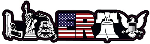 funny america car stickers - 9