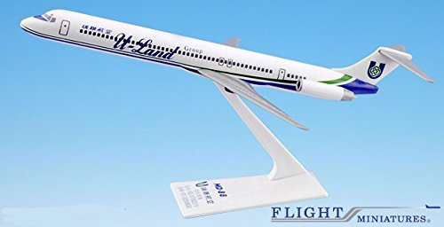 McDonnell Douglas md-80 House color 1:200 aereo modello md80 Flight Miniatures