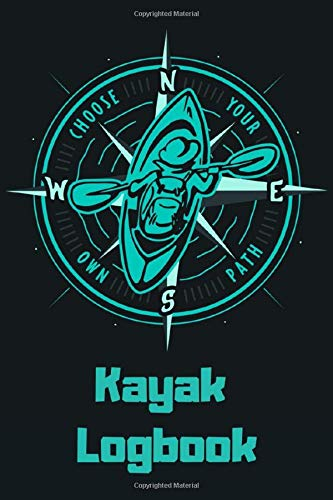 Kayak Logbook: Recreational Kaya...